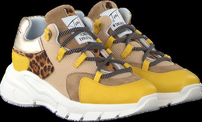 Gele TORAL Sneakers 11101  - large