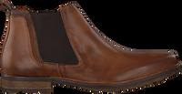 Cognac OMODA Chelsea boots 730 - medium