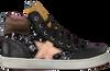 Zwarte SHOESME Hoge sneaker UR20W042  - small