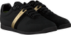 Zwarte BOSS Sneakers GLAZE  - small