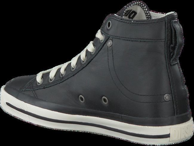 Zwarte DIESEL Sneakers MAGNETE EXPOSURE IV W - large