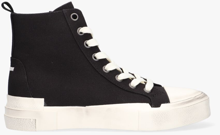 Zwarte ASH Lage sneakers GHIBLY  - larger
