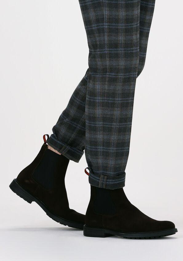 Bruine GREVE Chelsea boots BARBOUR 5724  - larger