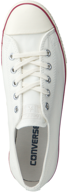 Witte CONVERSE Sneakers AS HIGH LINE  - large