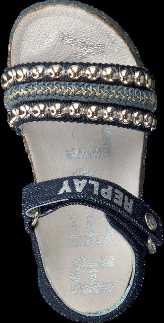 blauwe REPLAY Sandalen PIE  - large