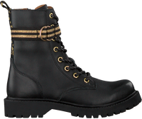 Zwarte OMODA Veterboots OM120776  - medium