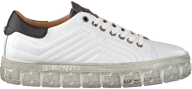 Witte YELLOW CAB Sneakers Y22098 - large