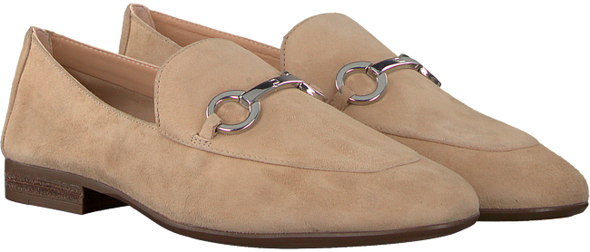 Beige UNISA Loafers DURITO - large