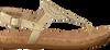 gouden UGG Slippers AYDEN II METALLIC  - small