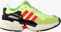 Gele ADIDAS Sneakers YUNG-96 J  - medium