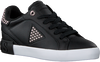 Zwarte GUESS Lage sneakers PAYSIN  - small