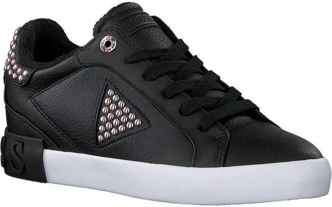 Zwarte GUESS Lage sneakers PAYSIN  - large