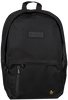 Zwarte ORIGINAL PENGUIN Rugtas SNARES BACKPACK - small