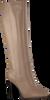 Taupe LOLA CRUZ Lange laarzen 304B10BK - small