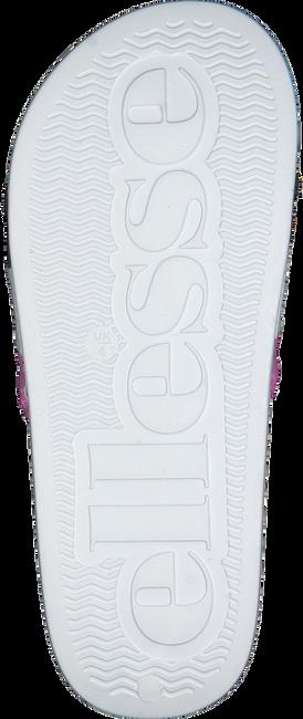 Witte ELLESSE Slippers BORGARO TEXT AF - large