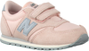 Roze NEW BALANCE Sneakers KE420 KIDS  - small