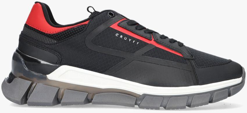 Zwarte CRUYFF Lage sneakers TODO ESTRATO  - larger