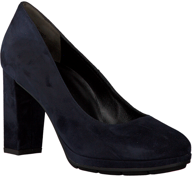 Blauwe PAUL GREEN Pumps 3601  - large