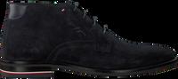 Blauwe TOMMY HILFIGER Nette schoenen SIGNATURE HILFIGER BOOT  - medium