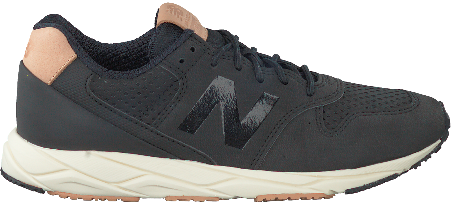 zwarte new balance sneakers wrt96