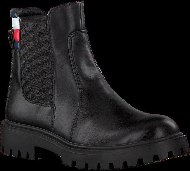 Zwarte TOMMY HILFIGER Chelsea boots 30853  - large