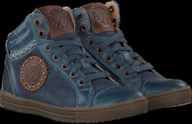 Blauwe BRAQEEZ Sneakers 417655  - large