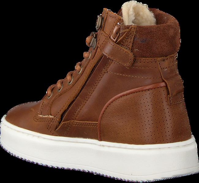 Cognac HIP Sneakers H2586 - large
