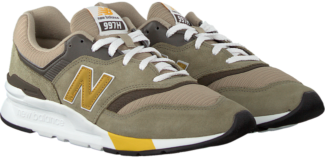 Groene NEW BALANCE Lage sneakers CM997  - large