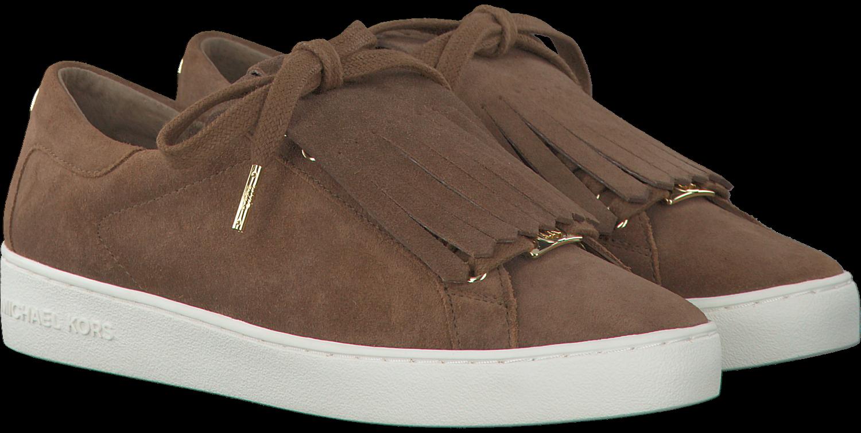 bdece1a0b35 Bruine MICHAEL KORS Sneakers KEATON KILTIE SNEAKER - Omoda.nl