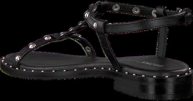 Zwarte BRONX Sandalen 84727 - large