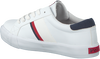 Witte POLO RALPH LAUREN Lage sneakers GAFFNEY  - small
