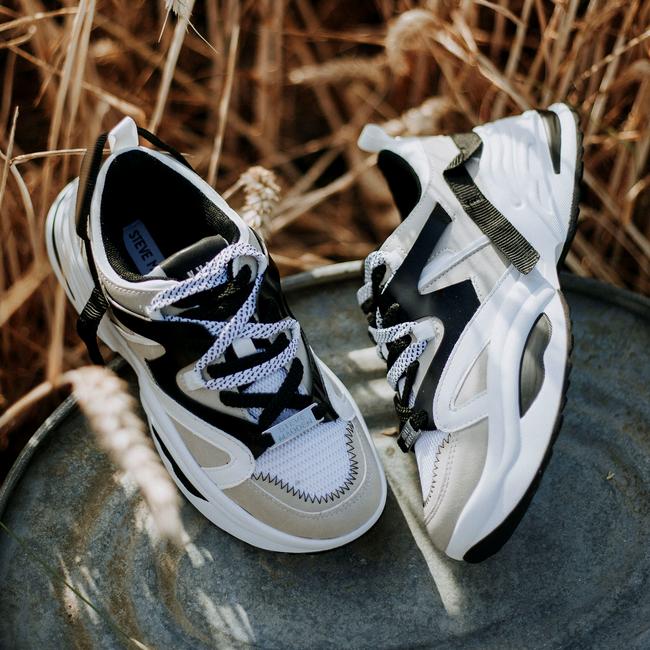 Beige STEVE MADDEN Sneakers FAY  - large