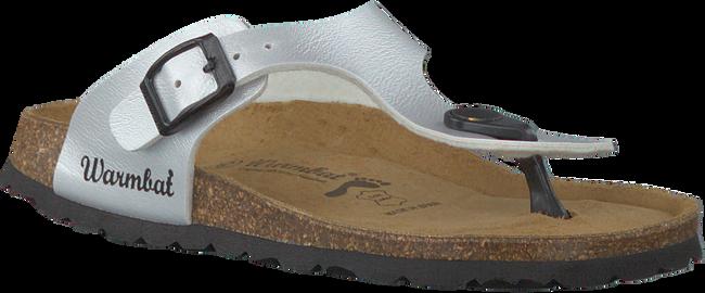Zilveren WARMBAT Slippers 081503  - large