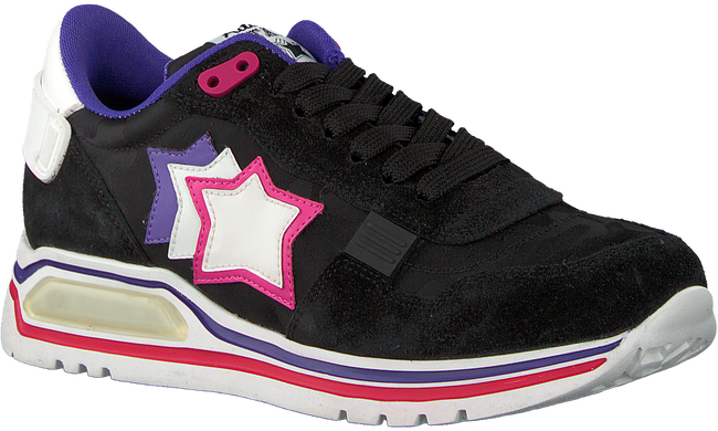 Zwarte ATLANTIC STARS Sneakers SHAKA  - large