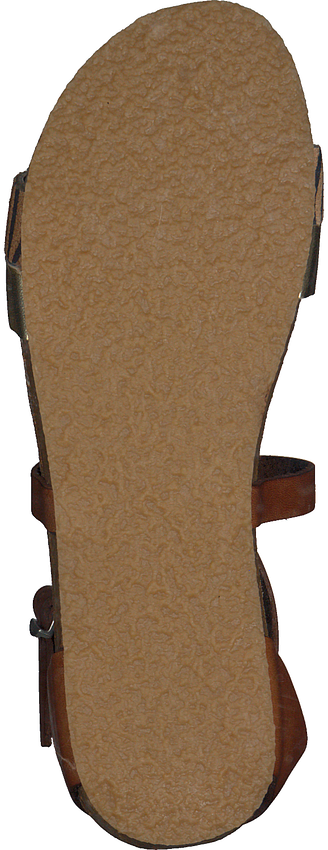 Cognac RED-RAG Sandalen 19280  - larger