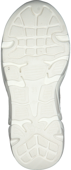 Witte CLIC! Lage sneakers CL-20103  - large