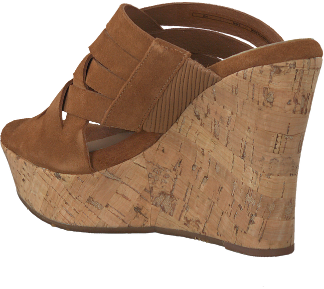Cognac UGG Slippers MARTA  - large