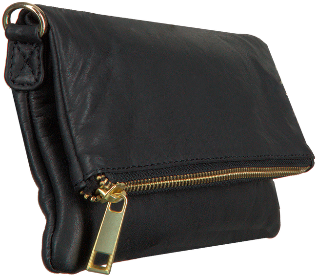 Zwarte DEPECHE Schoudertas SMALL BAG 13838  - large