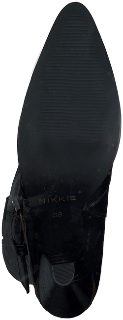 Zwarte NIKKIE Lange laarzen DIANA BOOTS  - large