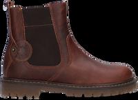 Cognac DEVELAB Chelsea boots 41961  - medium