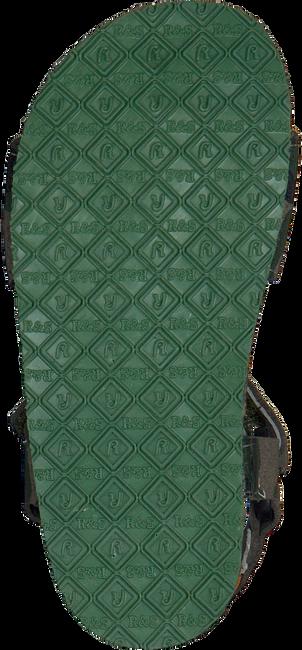 Groene REPLAY Sandalen HARRICANE CAMO - large