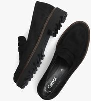 Zwarte GABOR Loafers 203 - medium