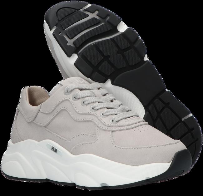 Grijze HUB Lage sneakers ROCK-W  - large