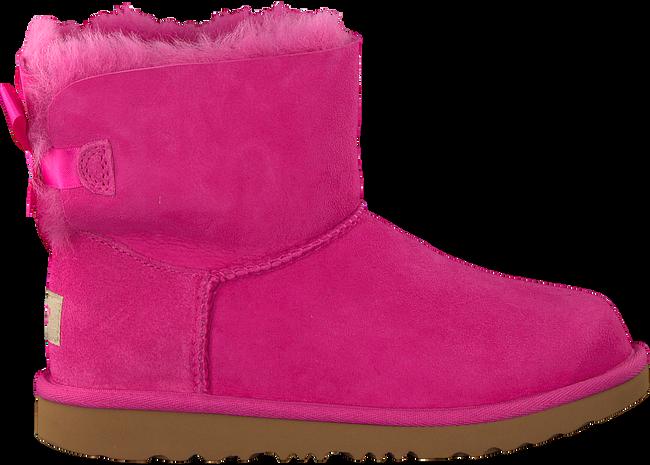 Roze UGG Enkelboots MINI BAILEY BOW II KIDS - large