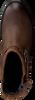 Cognac TOMMY HILFIGER Enkellaarsjes A1385VIVE 21A  - small
