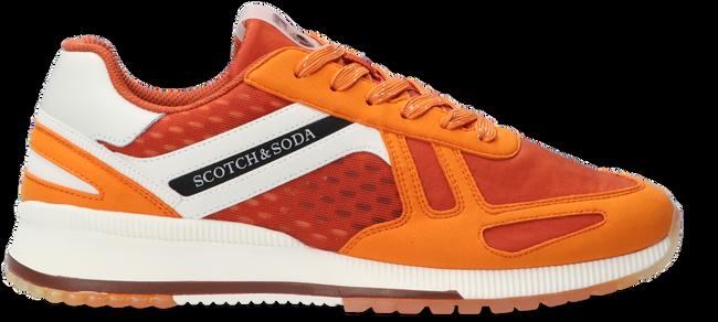 Oranje SCOTCH & SODA Lage sneakers VIVEX  - large