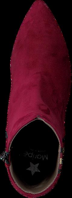 Rode MARIPE Enkellaarsjes 27656 - large