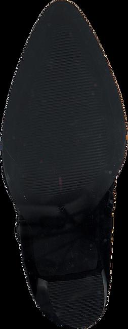 Zwarte OMODA Enkellaarsjes 5590  - large