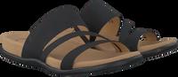 Zwarte GABOR Slippers 702  - medium