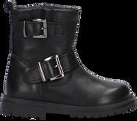 Zwarte PINOCCHIO Biker boots P1893  - medium